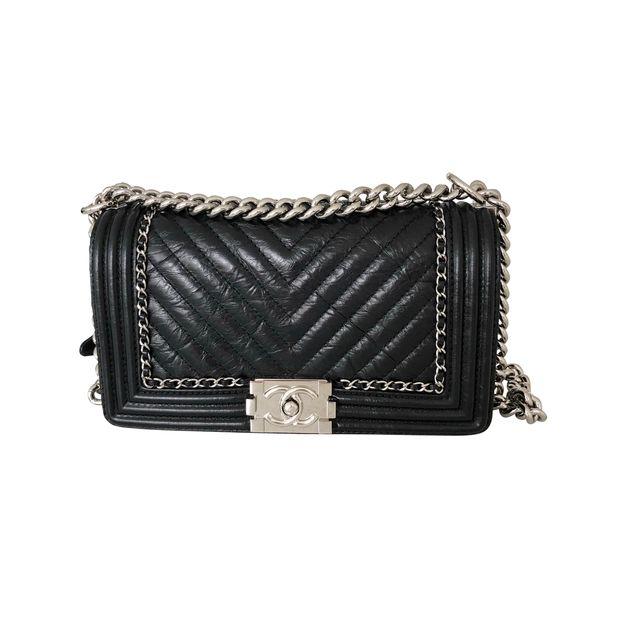a9b0ae7afe83 Chanel Boy bag by CHANEL | StyleTribute.com