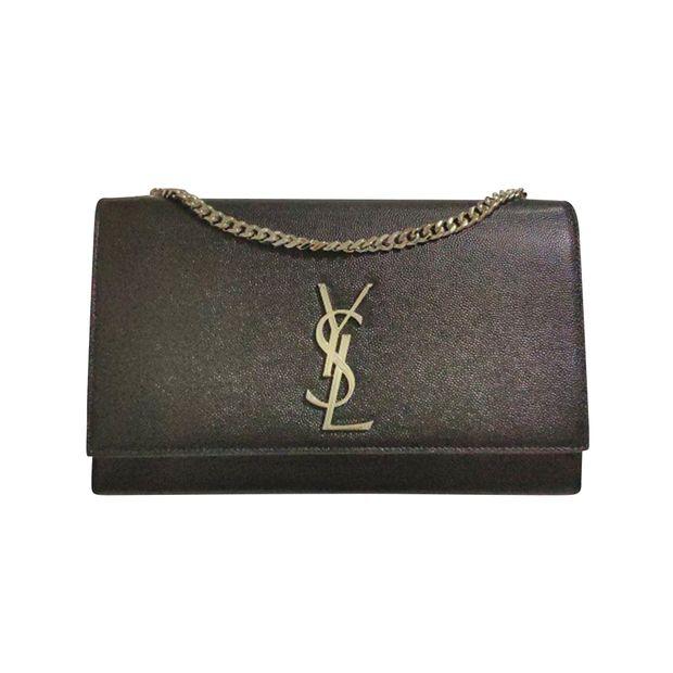 545d71f2f7b Kate Medium Caviar Leather Sling Bag by YVES SAINT LAURENT ...