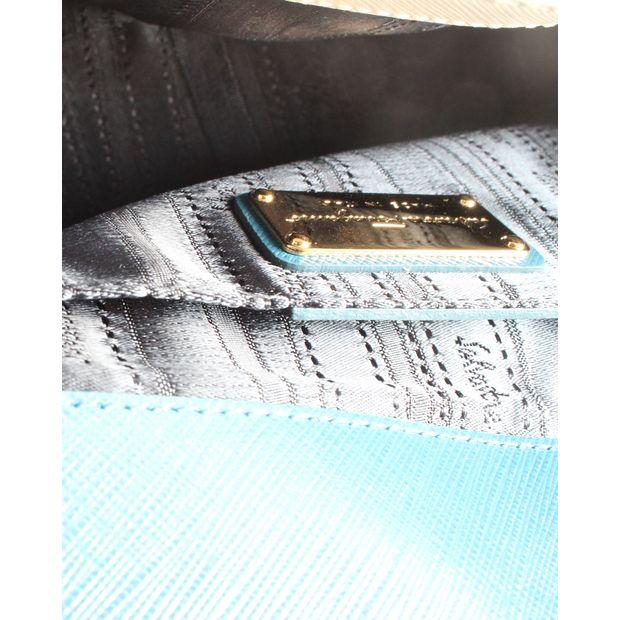 ff888117e Blue and Pink Shoulder Bag by SALVATORE FERRAGAMO | StyleTribute.com